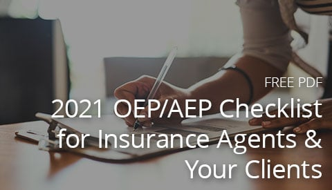 [Free PDF] 2021 Open Enrollment/Annual Election Period Readiness Checklist for Insurance Agents & Your Clients