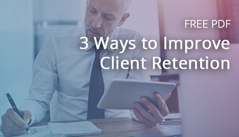 [Free PDF] 3 Ways to Improve Client Retention