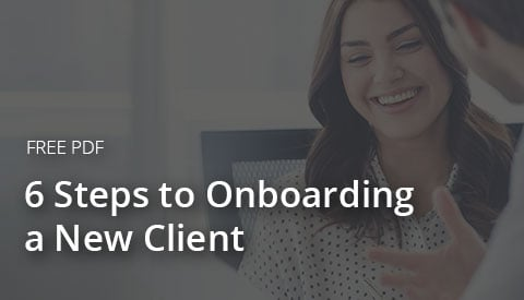[Free PDF] 7 Steps to Onboarding a New Client