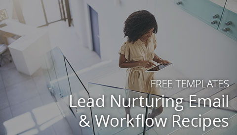 [Free Templates] Lead Nurturing Email & Workflow Recipes
